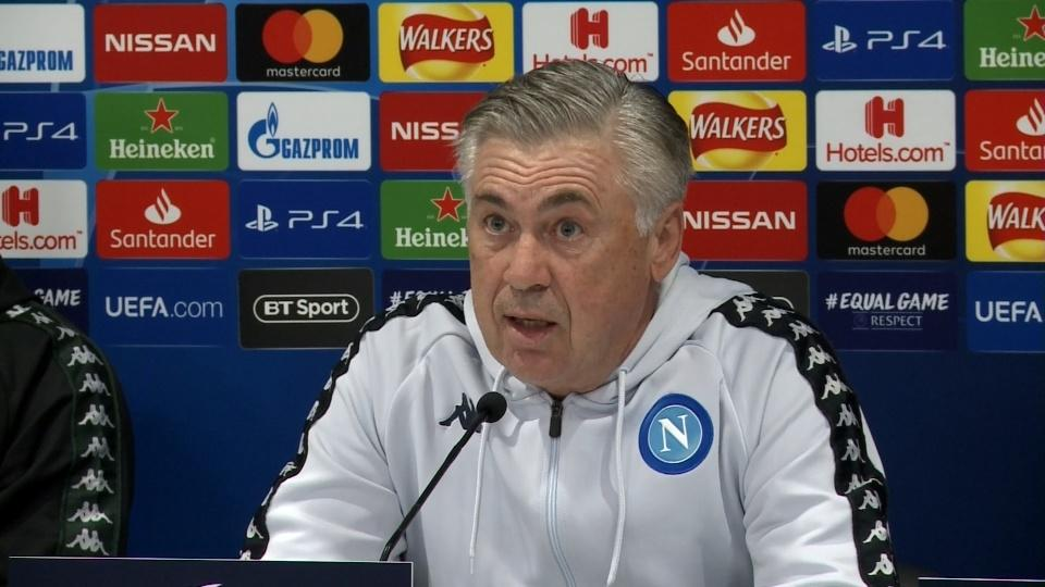 Napoli, Liverpool gear up for crucial Champions League clash
