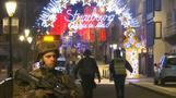 Drei Tote nach Angriff in Straßburg