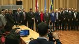 طرفا حرب اليمن يتفقان على وقف إطلاق النار بالحديدة في ختام محادثات للسلام