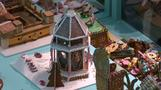Bakers vie for victory in Stockholm gingerbread competition