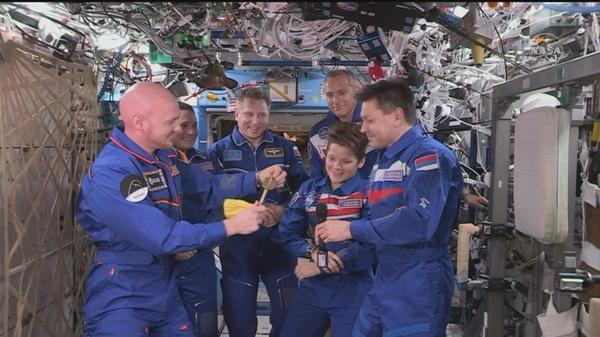 German astronaut Gerst hands over command of the ISS
