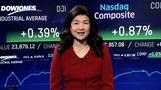 NY株4日続伸、アップルや半導体株上昇で(9日)