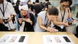 China woes force iPhone production cuts