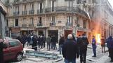 仏パリのパン店でガス爆発、少なくとも3人死亡(12日)