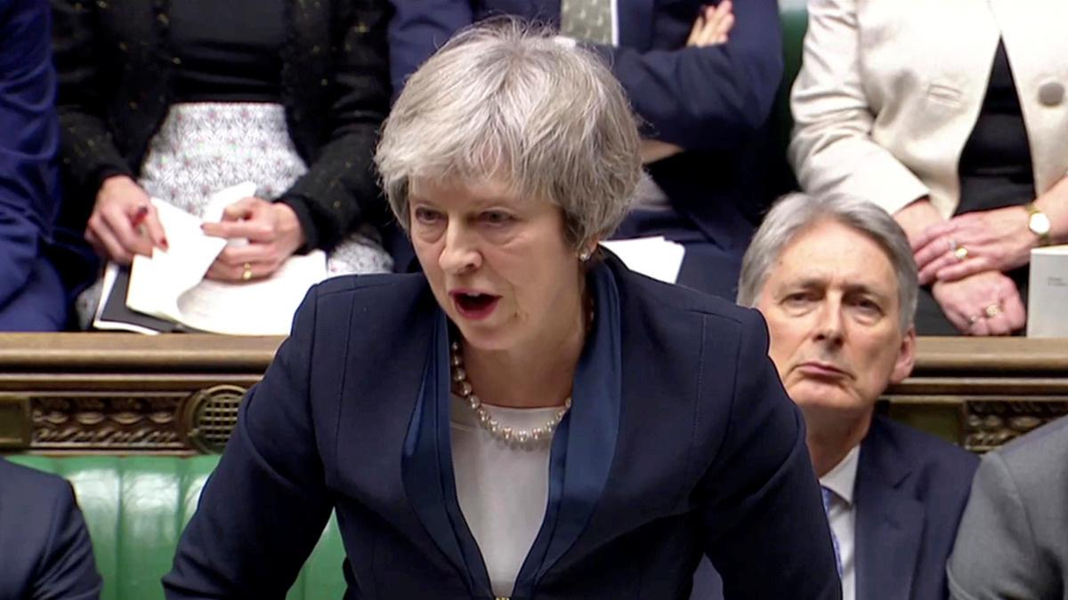 May fights new confidence vote amid Brexit bedlam