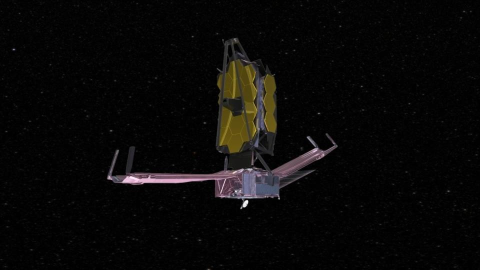 Countdown to James Webb telescope launch continues
