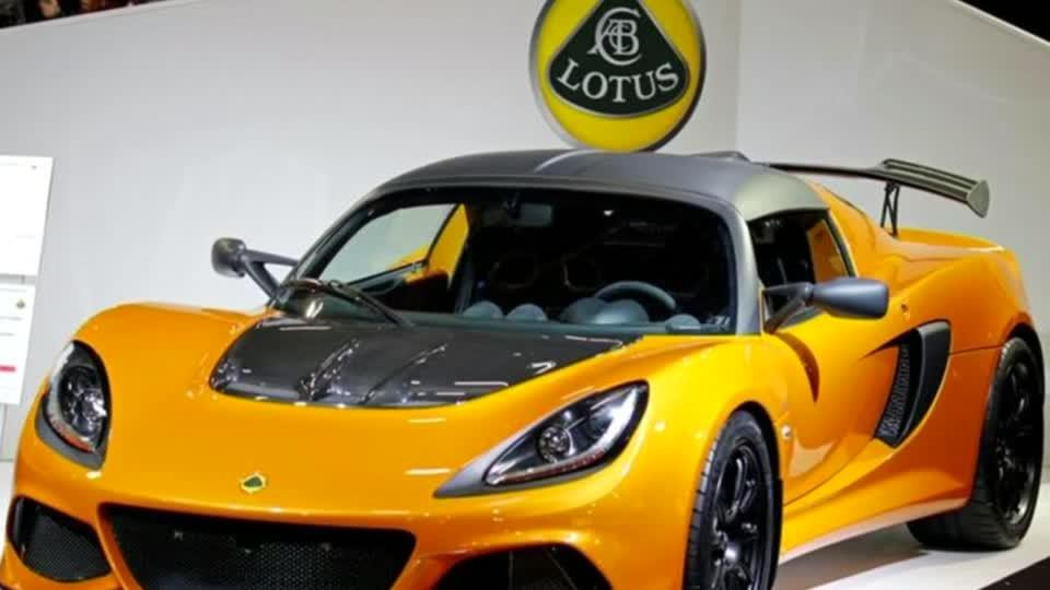 UK Lotus cars to be 'Made in China' at new Geely plant - documents