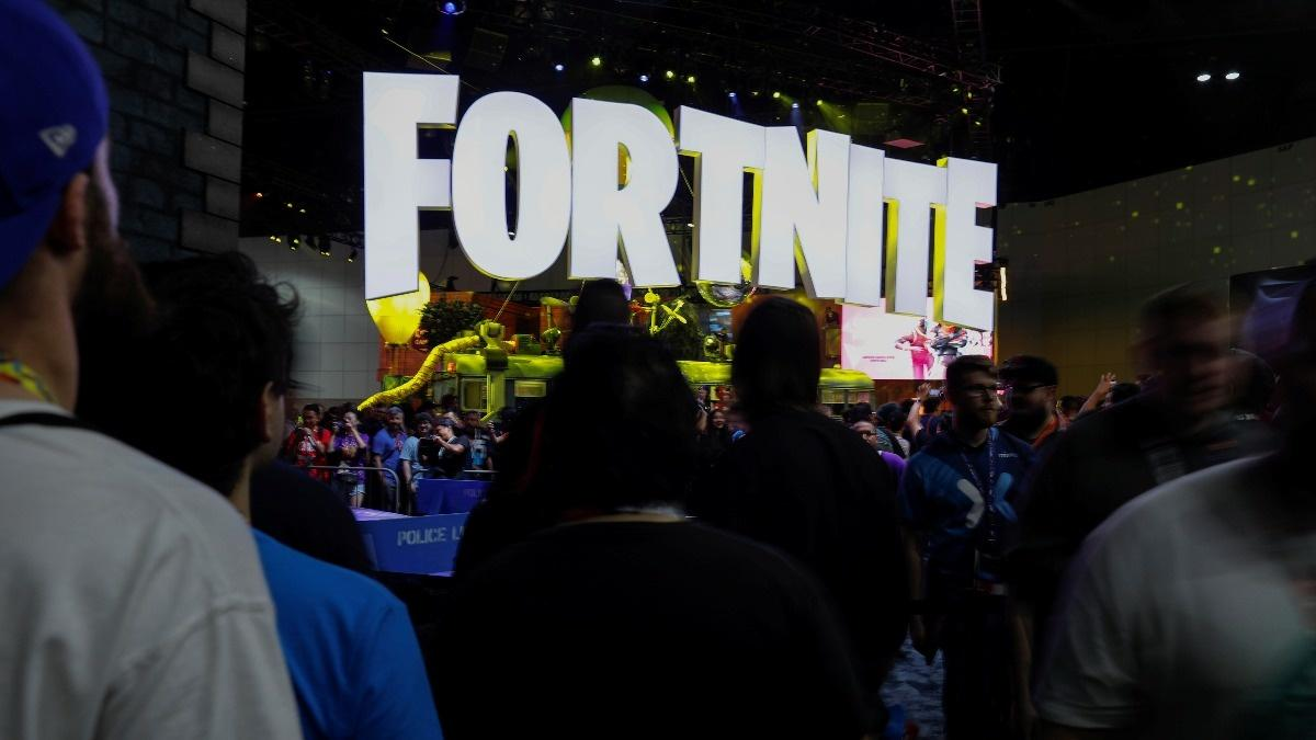It's Fortnite vs Netflix in a battle for eyes
