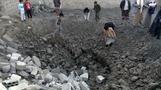 Saudi-led coalition planes pound Yemen's capital