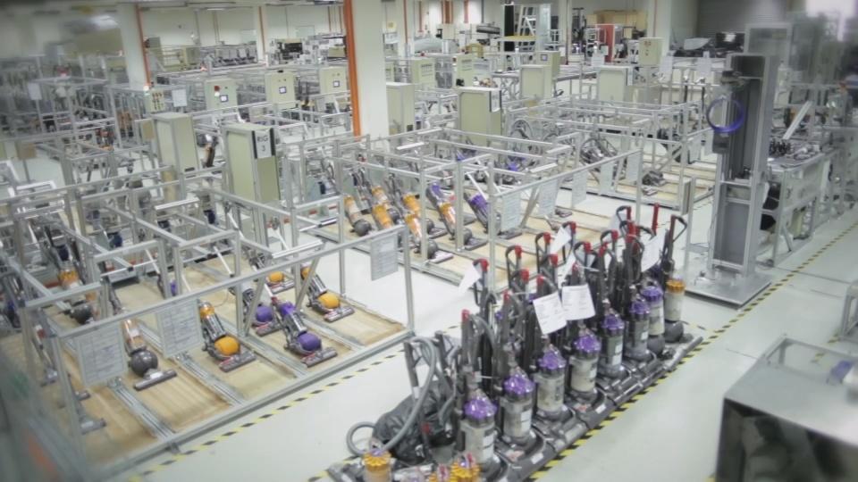 British billionaire Dyson moves vacuum giant to Singapore