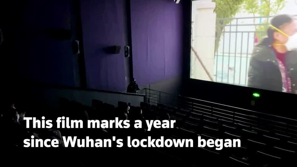 Chinese film marks one year since Wuhan lockdown