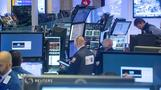 Growth, trade worries sink stocks