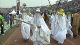 Fashion takes center stage in Nigeria election