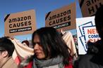 米アマゾンがNY第2本社計画を撤回、地元反発の理由とは(字幕・14日)