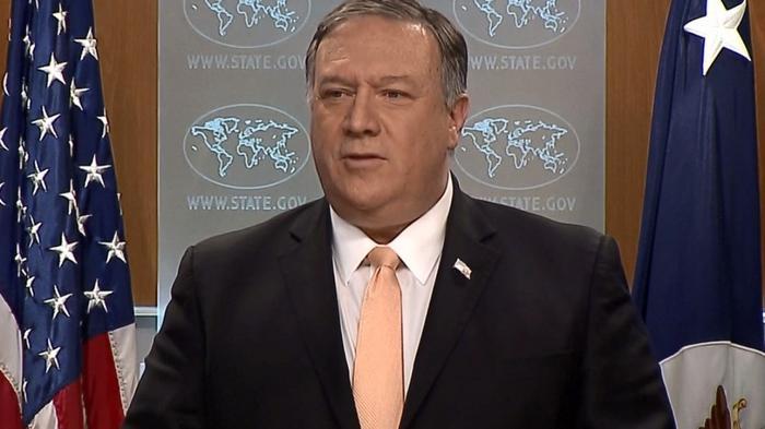 蓬佩奥指责俄罗斯制造了委内瑞拉政治危机