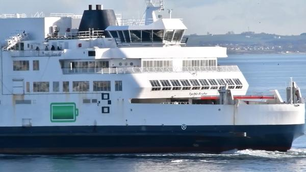 Sweden's emissions-free ferries lead the charge