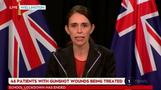 New Zealand PM: 'We utterly condemn terrorist attack'