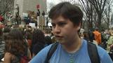 U.S. students skip school to protest climate inaction
