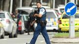 Gunman streams New Zealand shootings, kills 49
