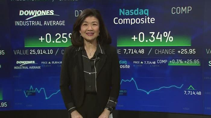 NY株上昇、ボーイングやフェイスブックは下落(18日)