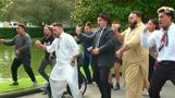New Zealanders unite behind the power of the haka