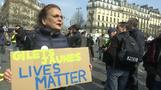 'Yellow vests' march in Paris as troops join police to prevent trouble