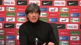 "Loew ""very content"" after Germany stun Netherlands with late winner"