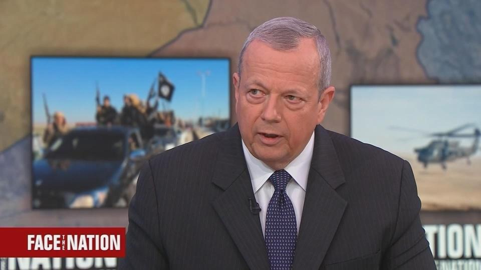 Islamic State threat persists, says fmr U.S. general