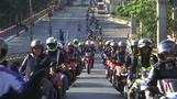 احتجاجات بالدراجات النارية في الفلبين على قانون جديد لمكافحة الجريمة
