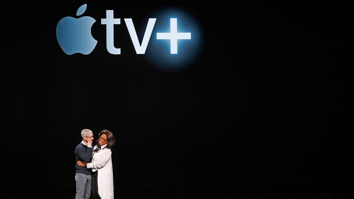 Apple launches TV, credit card and game service