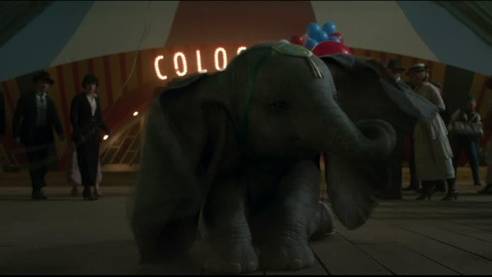 'Dumbo's cast and crew address the elephant in the room