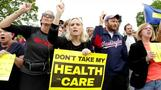 Trump administration ratchets up attack on Obamacare