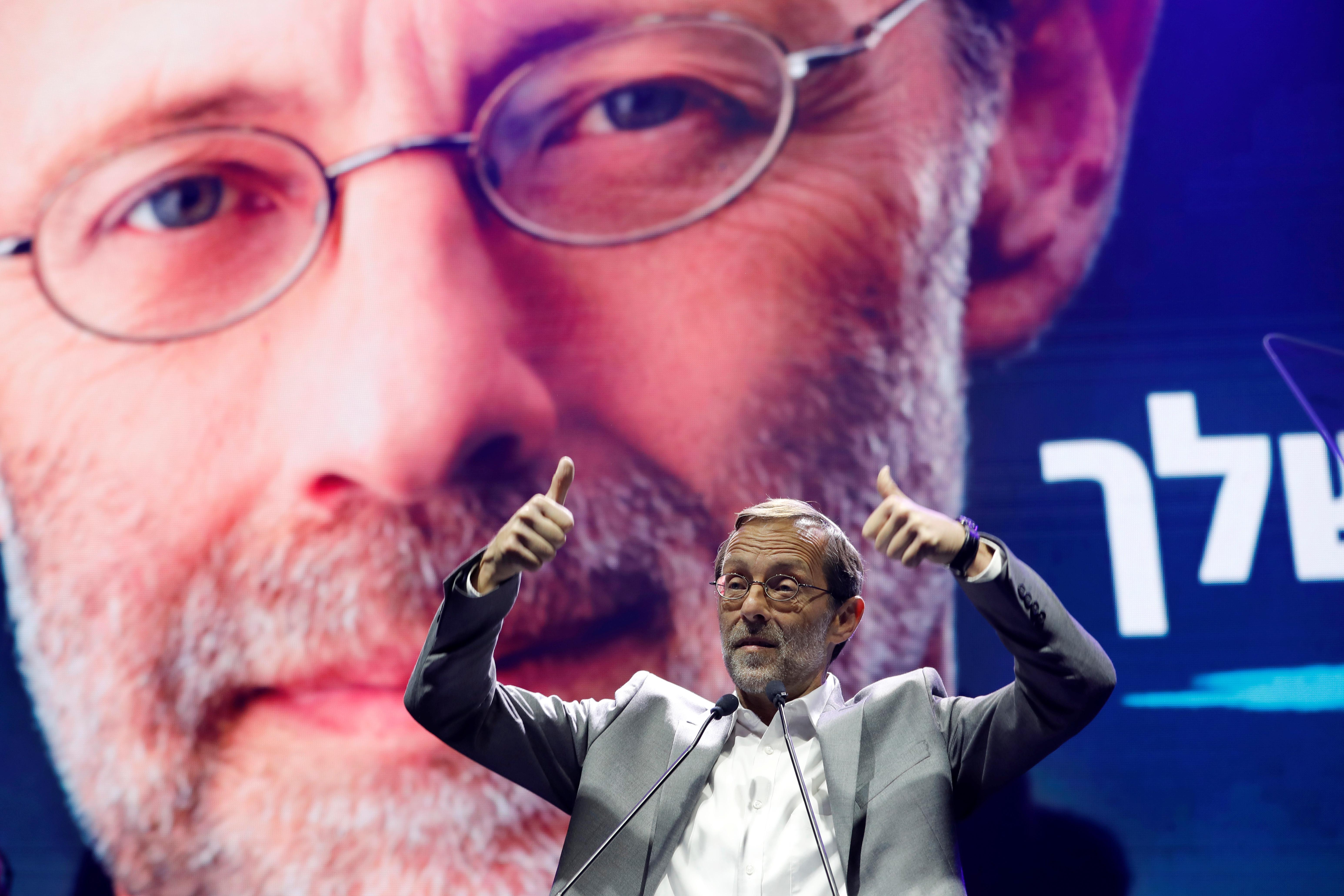 Will Moshe Feiglin be Israel's pro-pot kingmaker?