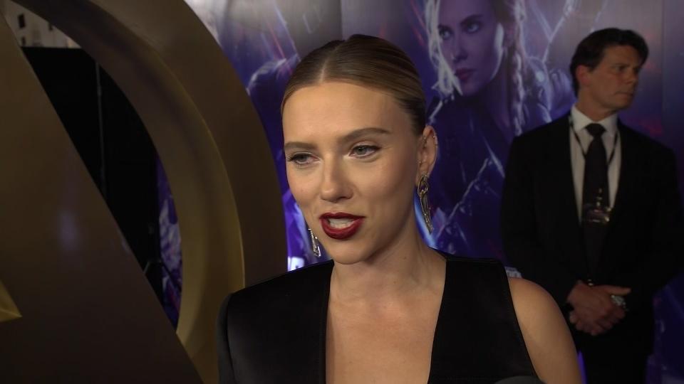 Scarlett Johansson and co-stars talk weird 'Endgame' fan theories |  Reuters.com