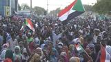 Protesters demand civilian government as Bashir is ousted