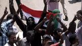 Protesters in Sudan try to block sit-in break up attempt