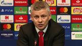 Solskjaer calls for squad rebuilding after United outclassed by Barca