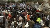 Sudan protests continue as Bashir sent to prison