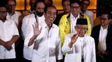 Indonesia's polls show early win for Joko Widodo