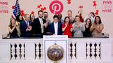Pinterest, Zoom open strong in public trading