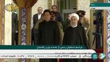 روحاني: إيران وباكستان ستشكلان قوة رد سريع مشتركة على الحدود