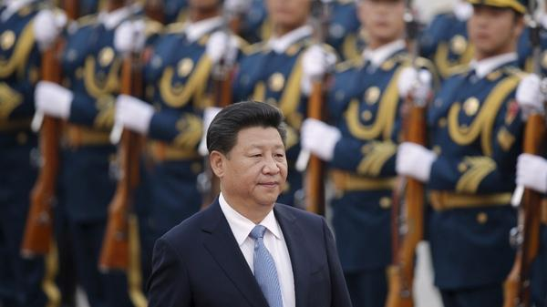 Xi's China is replacing the U.S. as the dominant military force in Asia