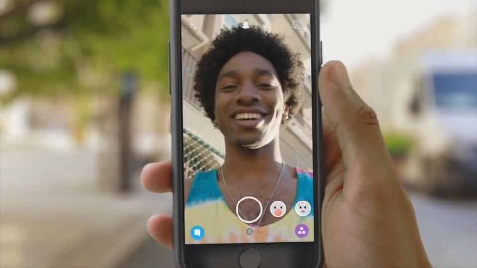 Snapchat lures in users with new shows