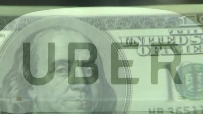 ウーバーがIPO条件提示へ、企業価値約10兆円目指す(字幕・26日)