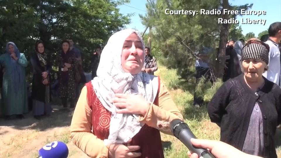 Tajikistan blames Islamic State for deadly prison riot