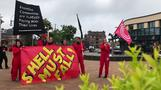 Activists demand end of Shell, fossil fuel at shareholder meeting