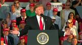 Trump slams Biden at Pennsylvania rally