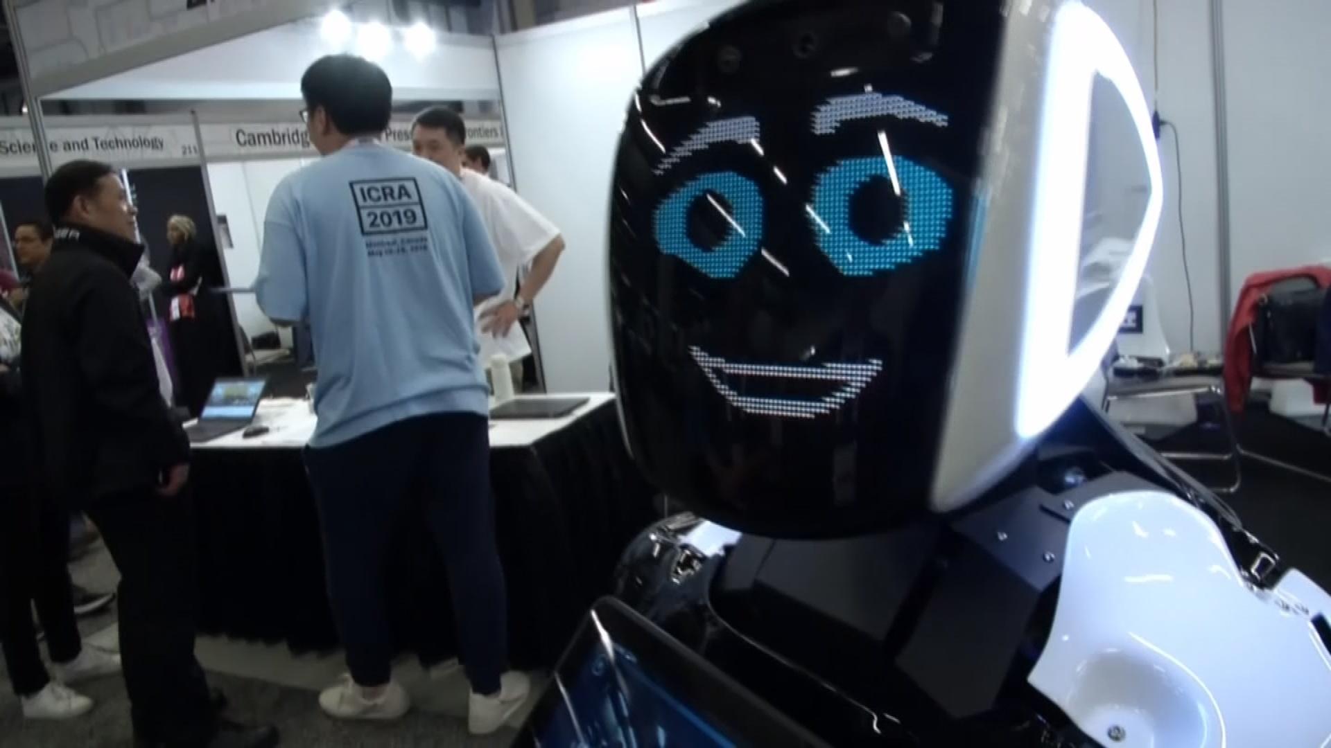 Robotics comes into 'maturity' at ICRA