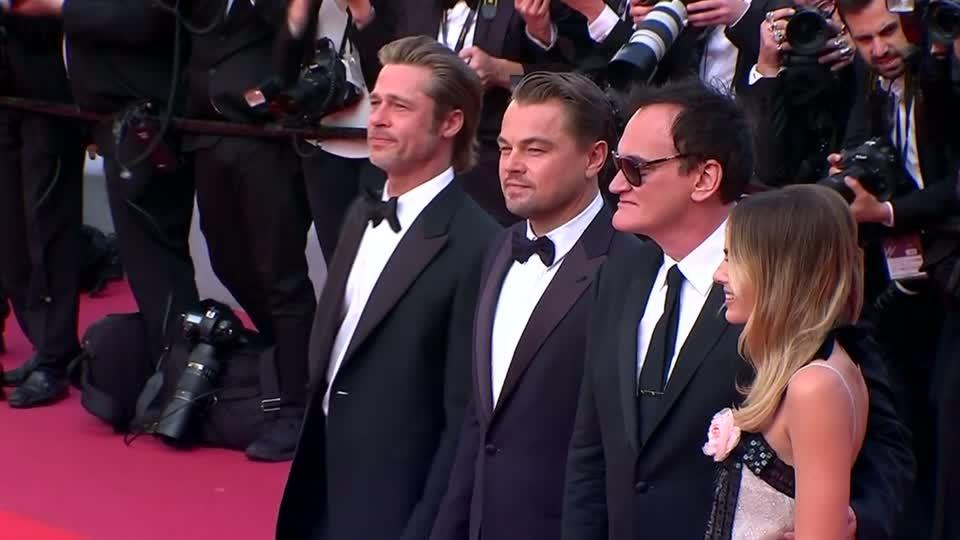 Tarantino, Pitt, DiCaprio, Robbie bring star power to Cannes