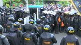 حاكم جاكرتا: 6 قتلى و200 مصاب في أعمال عنف بعد الانتخابات